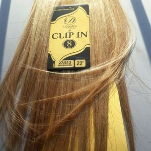 Toast Coffee & Blonde Remy Human Hair Extensions